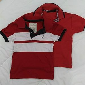 Nice polo shirts from kitestring and nautica